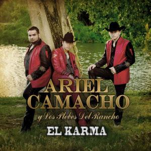 """Ariel Camacho y los Pelbes del Rancho """"El Karma"""""""