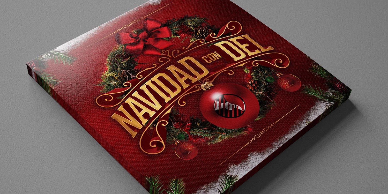 Navidad Con Del Cover