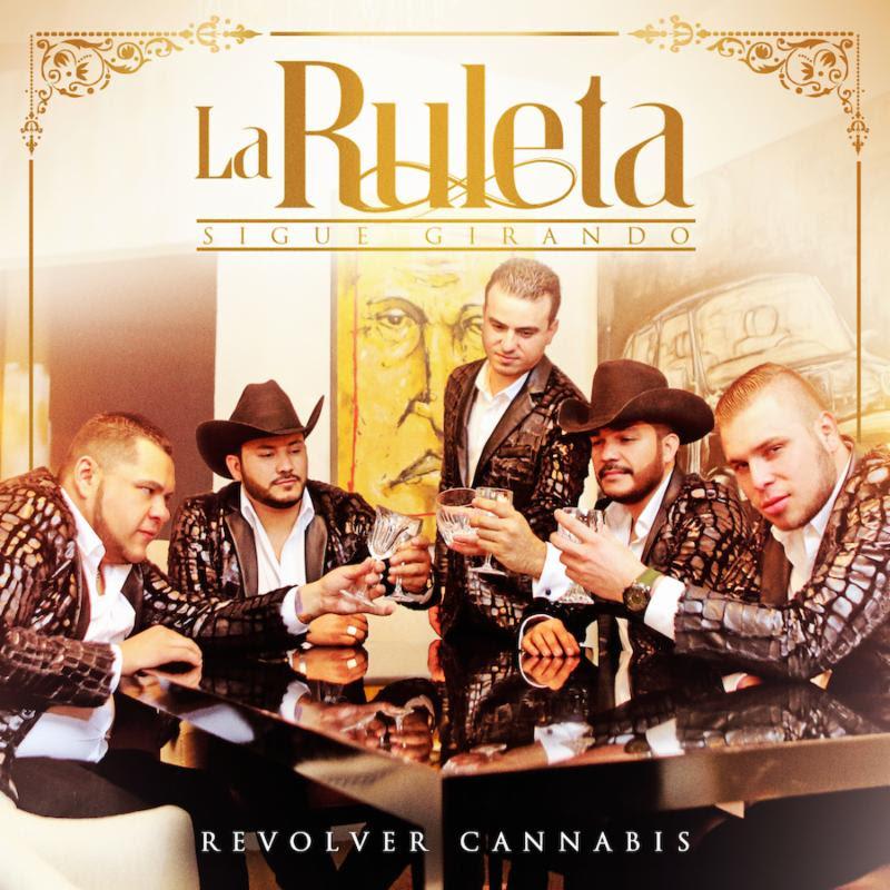Revolver Cannabis - La Ruleta Sigue Girando