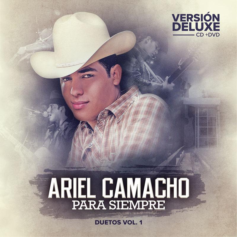 DEL Records - Ariel Camacho Duetos Deluxe - CD / DVD